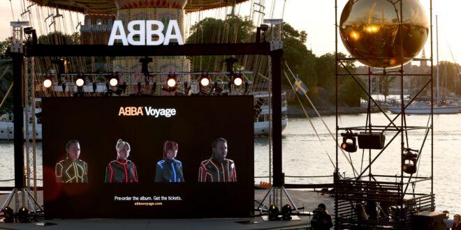ABBA: ዘይምነዉ ባንድ